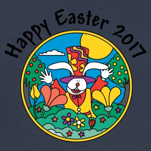 Happy Easter 2017 - slim fit T-shirt