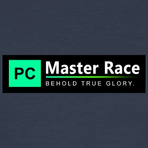 PC Master Race - Men's Slim Fit T-Shirt