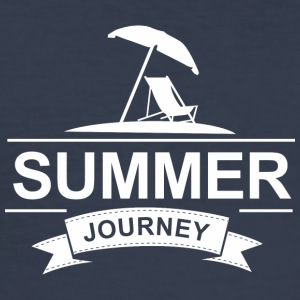Summer Journey - Men's Slim Fit T-Shirt