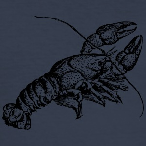 lobster4 - Slim Fit T-shirt herr