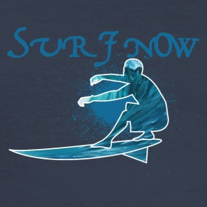 surf now 3 - Men's Slim Fit T-Shirt