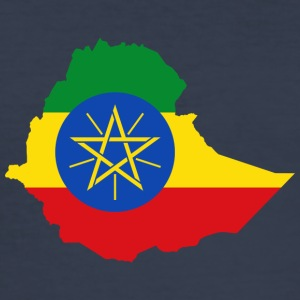 ethiopia collection - Männer Slim Fit T-Shirt