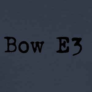 Bow E3 - Men's Slim Fit T-Shirt