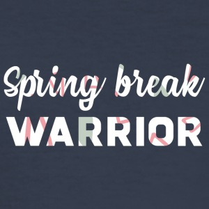 Spring Break / Springbreak: Spring Break Warrior - Men's Slim Fit T-Shirt