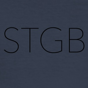 STGBGOODS - Herre Slim Fit T-Shirt