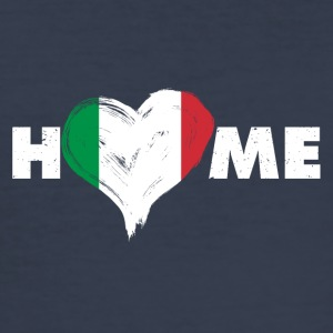 italie home - Männer Slim Fit T-Shirt