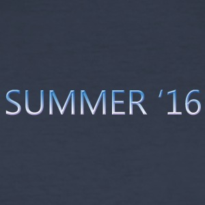 SOMMER 2016 CAP - Männer Slim Fit T-Shirt