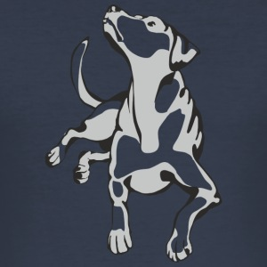 SWEET DOG COLLECTION - Men's Slim Fit T-Shirt