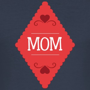 mamma - Slim Fit T-shirt herr