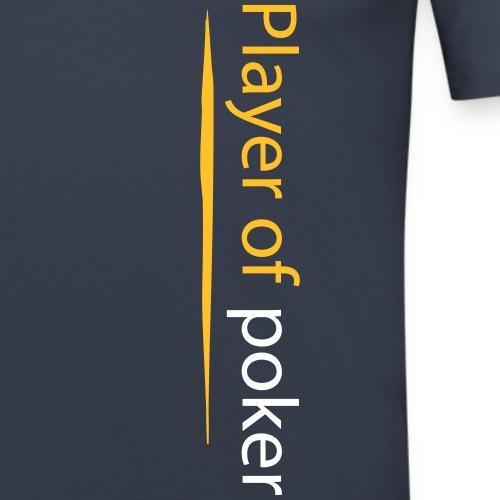 player_of_poker - T-shirt près du corps Homme