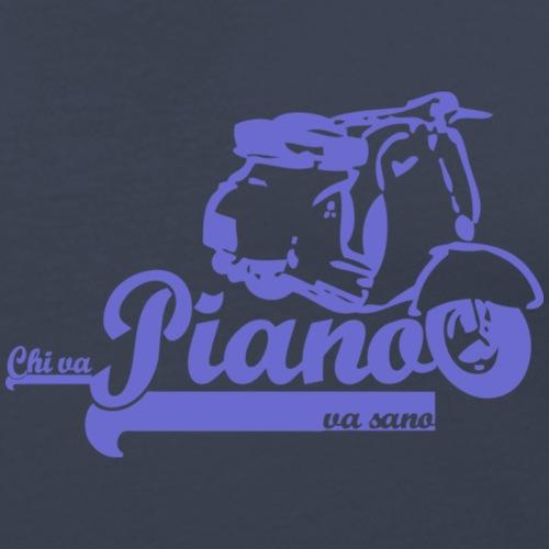 piano - Herre Slim Fit T-Shirt