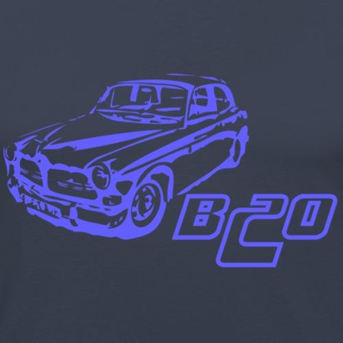 b20 - Herre Slim Fit T-Shirt