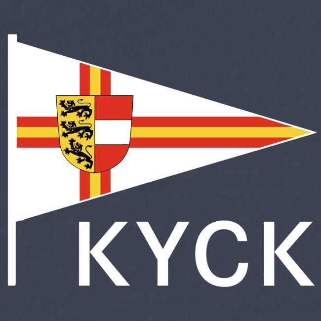 KYCK - classic navy