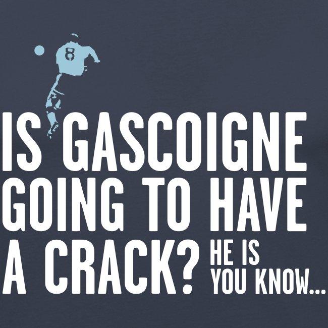 gascoigne have a crack