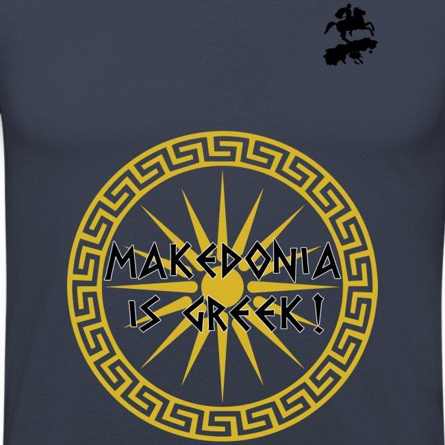 Makedonia is Greek!