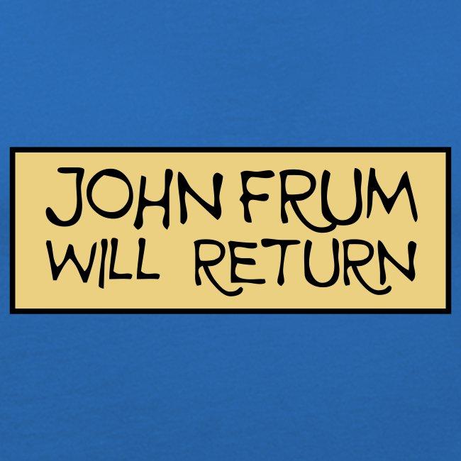 John Frum Will Return