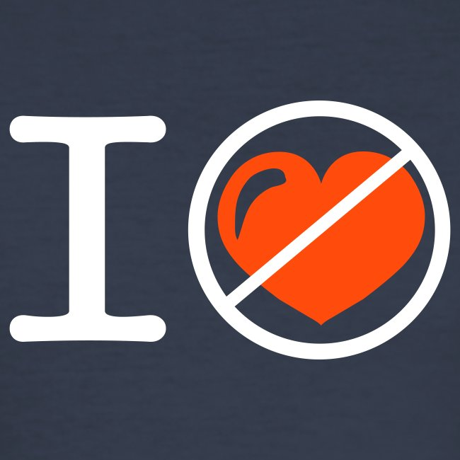 Cool i heart not love