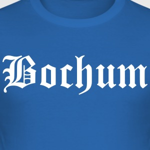 Bochum - Slim Fit T-skjorte for menn