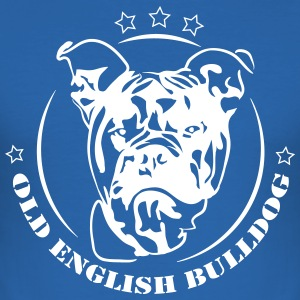 Old English Bulldog - Männer Slim Fit T-Shirt
