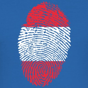 Fingerprint - United States - Men's Slim Fit T-Shirt