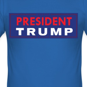 President Trump - Männer Slim Fit T-Shirt