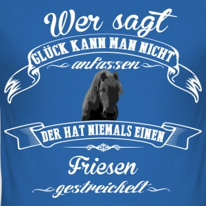 Friesen luck - Slim Fit T-shirt herr