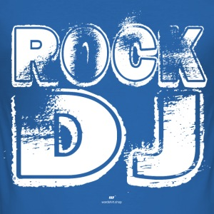rock DJ - Men's Slim Fit T-Shirt