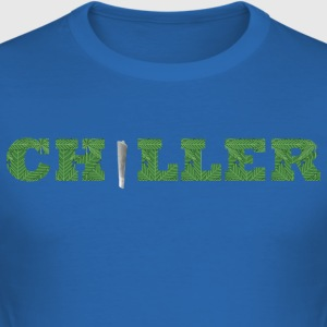 CHILLER - Chill your life boy - Men's Slim Fit T-Shirt