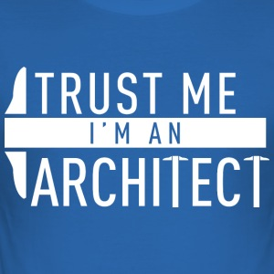architect Architecture - Men's Slim Fit T-Shirt