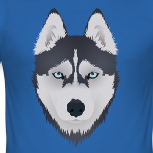 Husky 2 - Slim Fit T-skjorte for menn