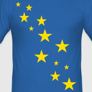 European Stars - Men's Slim Fit T-Shirt