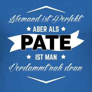 PATE - Männer Slim Fit T-Shirt