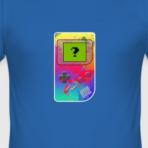 Gameboyisation CB - Slim Fit T-skjorte for menn