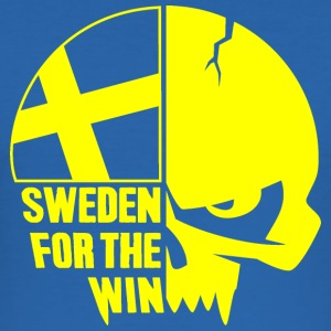 Sweden for the win - Herr - Slim Fit T-shirt herr