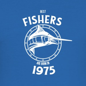 Present for fishers born in 1975 - Men's Slim Fit T-Shirt