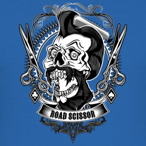 Road Scissor - Men's Slim Fit T-Shirt