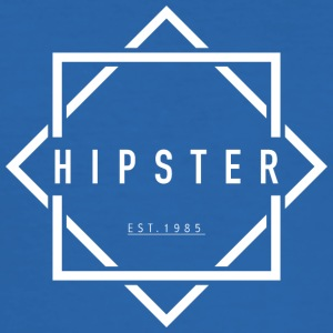 HIPSTER EST. 1985 - Slim Fit T-shirt herr