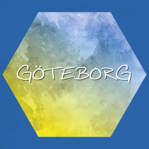Göteborg - Herre Slim Fit T-Shirt
