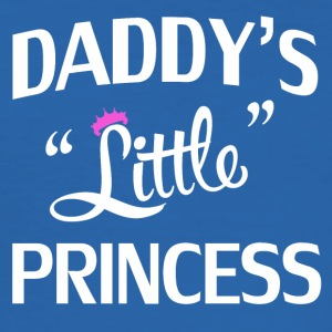 dadd's little princess - Männer Slim Fit T-Shirt