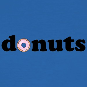 Donuts - Männer Slim Fit T-Shirt
