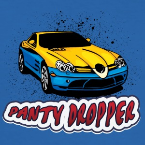 Kallast PANTY dropper - Slim Fit T-shirt herr