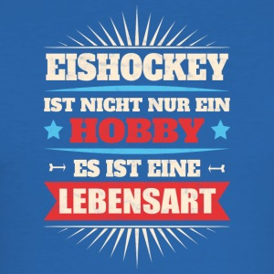 Eishockey - Männer Slim Fit T-Shirt