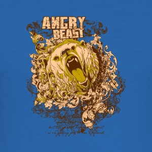 Angry Beast - Tee shirt près du corps Homme