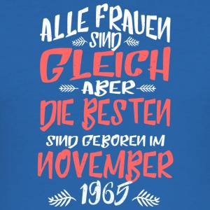 November 1965 - Männer Slim Fit T-Shirt