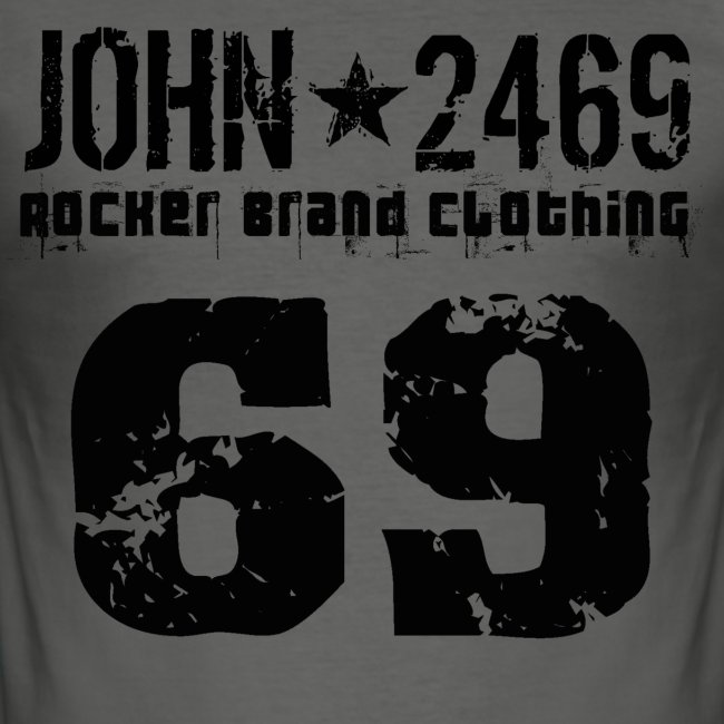 john 2469 numero trasp per spread nero PNG