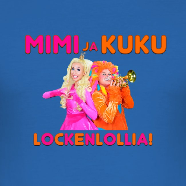 Mimi ja Kuku Lockenlollia