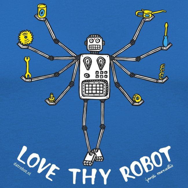 Dat Robot: Love Thy Robot Shiva Dark