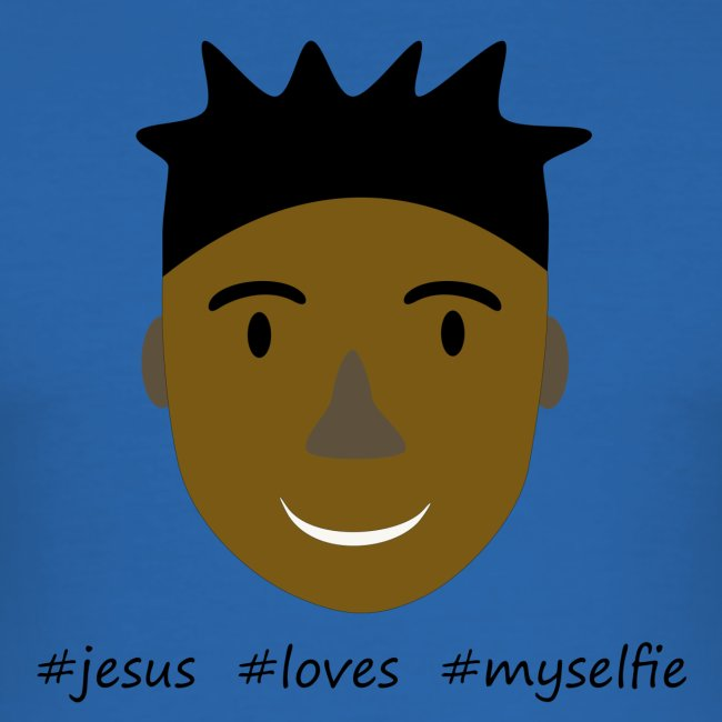 jesus loves myselfie
