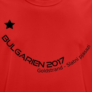 Bulgarije Golden beach - mannen T-shirt ademend