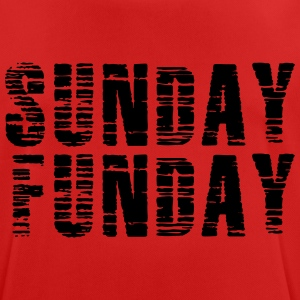 Sunday Funday - Men's Breathable T-Shirt